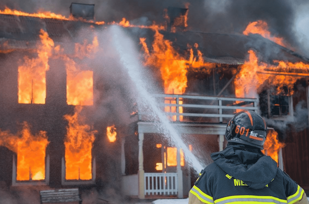 Recovering Compensation After House Fire Burn Injuries